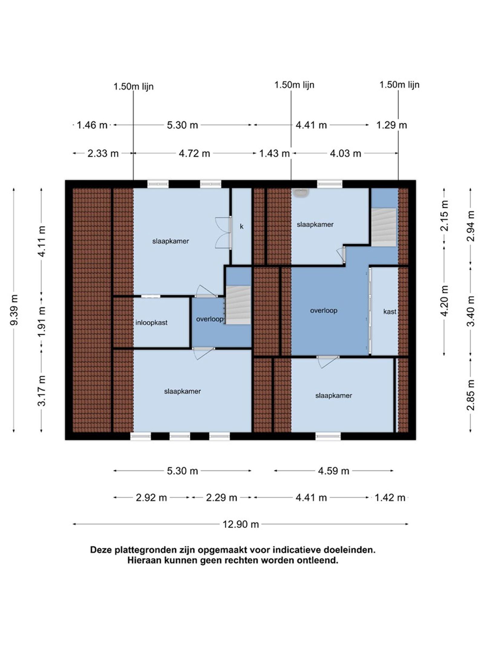 Heerlijk wonen en werken combineren in deze royale en unieke vrijstaande woning welke rustig is gelegen met weids uitzicht over de uitgestrekte landerijen maar toch in de nabijheid van de dorpskern met al haar voorzieningen. De woning staat op een mooi perceel van 2.280 m² en is ingedeeld in een tweetal leefruimtes waarbij het nieuwe bewoners een zee aan ruimte biedt.  Het vrijstaande bijgebouw is multifunctioneel inzetbaar en uitermate geschikt als een kantoor/atelier–of hobbyruimte. Achter de woning bevindt zich nog een royaal verhard terrein met volop parkeermogelijkheden.  In de achtertuin ervaart u optimale rust - privacy.   BEGANE GROND - 1e gedeelte  Voorentree  Afwerking- tegelvloer, schoonmetselwerk wanden en een houten schroten plafond. Meterkast- 8 groepen, krachtstroom - aardlekschakelaarbeveiliging.   Woonkamer voorzien van schouw met kachel en een tweetal vasten kasten. Afwerking- tegelvloer, deels Agnes platen en deels schoonmetselwerk wanden. Het plafond is afgewerkt met houten schroten.  Leefkeuken bevind zich in de uitbouw van de woning en is in hoekopstelling uitgerust met een kunststof aanrechtblad, koelkast, vaatwasser, oven, dubbele spoelbak, 4 pits keramische kookplaat en afzuigkap.  Afwerking- tegelvloer, stucwerk wanden en een houten schroten plafond.  Achterentree met luik naar de bergzolder waar de warmwater boiler zich bevind (huur). Afwerking- tegelvloer, stucwerk wanden en een houten schroten plafond.  Tussenportaal met toegang tot de toiletruimte, doucheruimte en inpandig bereikbare garage. Afwerking- tegelvloer, betegelde wanden en een houten schroten plafond.  Toiletruimte met fonteintje. Afwerking- tegelvloer, betegelde wanden en een houten schroten plafond.  Doucheruimte met inloopdouche met thermostaatkraan, wastafel en wandkast. Afwerking- tegelvloer, betegelde wanden en een houten schroten plafond.  EERSTE VERDIEPING - 1e gedeelte Overloop  Afwerking- zeil op de vloer met deels stucwerk en deels houten schroten wanden. Het plafo