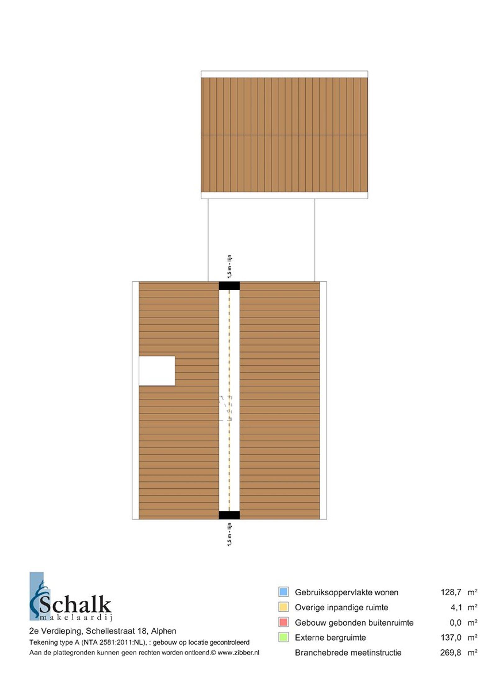 In het buitengebied van Alphen staat deze fraaie vrijstaande woning met ruime oprit en prachtige cottage. Naast de vrije ligging met weidse uitzichten zijn ook alle nodige voorzieningen binnen een straal van 2 kilometer aanwezig.   De woning is fraai afgewerkt en onder andere voorzien van een ruime woonkamer met mooie houten vloer, een woonkeuken, vier slaapkamers waarvan een op de begane grond en een badkamer met douche en ligbad op de begane grond.   De voor- en achtertuin zijn beide verzorgd aangelegd. Op het erf bevindt zich, naast de aanwezige bergruimte, een prachtige cottage. De cottage is voorzien van een ruime woonkamer, keuken, twee badkamers, vier slaapkamers, een carport en aan de achterzijde een mooie houten veranda. Vanuit deze veranda kijk je uit op de landerijen van Alphen. Op deze plek ervaar je ultieme rust en privacy in het groen.   BEGANE GROND  Entree/hal met toegang tot de keuken en vaste trap naar de eerste verdieping. Afwerking- Tegelvloer, deels behangen, deels (grof) stucwerk wanden en gipslaten plafond. Meterkast- 7 groepen, 1 aardlekschakelaar.  Landelijke woonkeuken uitgerust met een granieten werkblad, spoelbak, 4-pits gaskookplaat, afzuigkap, koelkast en kastruimte. Vanuit de keuken is de woonkamer en de praktische bijkeuken bereikbaar. Afwerking- Tegelvloer, stucwerk wanden en gipsplaten plafond.  Zeer ruime woonkamer met houtkachel en houten vloer.  Afwerking- Massief houten vloer, stucwerk wanden en gipsplaten plafond.  Praktische bijkeuken met wasbak en aansluiting voor de wasmachine.  Afwerking- Tegelvloer, wandtegels met daarboven stucwerk en gipsplaten plafond.  Toiletruimte. Afwerking- Tegelvloer, wandtegels en gipsplaten plafond.  Badkamer uitgerust met een ligbad, douche, wastafel. Afwerking- Tegelvloer, wandtegels en gipsplaten plafond.  Slaapkamer 1- Een ruime slaapkamer aan de achterzijde van de woning.  Afwerking- Laminaatvloer, stucwerk wanden en gipsplaten plafond.  EERSTE VERDIEPING  Overloop met toegang tot drie slaap