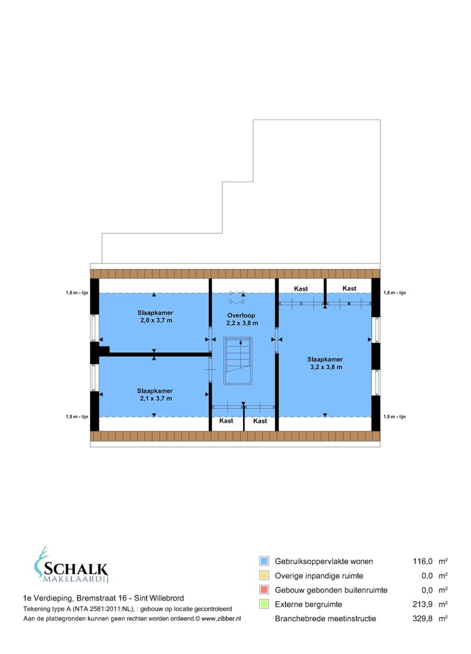 Deze vrijstaande woning met garage, vrijstaande schuur en zeer diepe achtertuin is gelegen aan een rustige straat op een perceel van 3.070 m², aan de rand van het dorpscentrum. Tevens zijn op zeer korte afstand diverse uitvalswegen bereikbaar waardoor de woning zeer goed te bereiken is.  Bent u een echte klusliefhebber en op zoek naar klus en/of hobby ruimte? Of misschien wel voornemens om hobbymatig paarden en/of kleinvee te houden? De bijgebouwen en het weiland zijn hier uitermate geschikt voor. De afwerking binnen is dermate verouderd maar geeft ruimte om alles naar eigen inzicht te gaan uitvoeren. Men dient rekening te houden met verbouwing en/of moderniseringskosten.  EERSTE VERDIEPING Overloop met toegang tot drie slaapkamers. De ruimte is voorzien van vaste kastruimte. Afwerking- vloerbedekking, deels houten lambrisering en deels behangen wanden en een houten plafond.  Slaapkamer 1- voorzien van een inbouwkast. Afwerking- vloerbedekking, behang wanden en een houten plafond.  Slaapkamer 2. Afwerking- vinylvloer, behangen wanden en een houten plafond.  Slaapkamer 3. Afwerking- vloerbedekking, behangen wanden en een houten plafond.   EXTERIEUR Vrijstaande garage en werkplaats. Opgetrokken met baksteen (spouw) en toegankelijk middels een stalen kanteldeur en een loopdeur. De ruimte is voorzien van een gaskachel, elektra en wateraansluiting. Deze ruimte kan dienst doen als opslagruimte maar is ook ideaal voor de hobby en/of klusliefhebber.  Vrijstaande schuur met oude (paarden)stallen Deze ruimte is toegankelijk middels twee openslaande deuren en voorzien van elektra.  Tuin De woning beschikt over een verzorgd aangelegde voortuin en een zeer diepe achtertuin waarbij het  hobbymatig houden van paarden en/of kleinvee zeker tot de mogelijkheden behoort.   KADASTRALE GEGEVENS Gemeente- Rucphen Sectie- M Nummer- 166 Groot - 30 aren en 70 centiaren   OVERIGE INFORMATIE Type woning-Vrijstaande woning. Bijgebouwen-Vrijstaande garage/werkplaats en schuur.  Bouwjaar- circa.