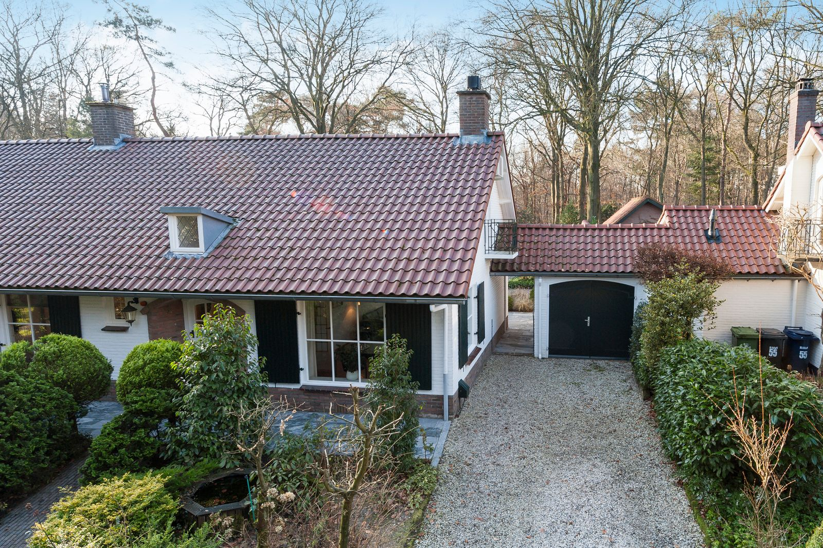 Zonwering Slaapkamer 53 : Ruysdaellaan huis ter heide klaassen makelaars zeist